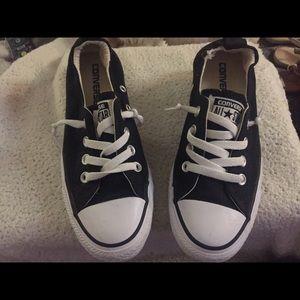 Black Converse Sneakers